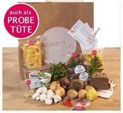 Hamburg - Ackerliebe Kochbox für 2 Personen mit 2 Gerichten für 10€