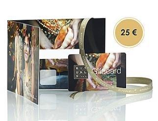 RITUALS - 25€ Geschenkgutschein für 4,99€