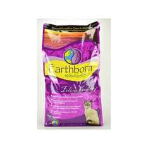 Earthborn Katzenfutter Feline Vantage 2,73 kg (angeblich nach Lebensmittelstandards hergestellt)