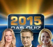 """Freikarten für TV-Sendung """"2015 - Das Quiz"""" mit Frank Plasberg in Hürth am 19.12.2015"""