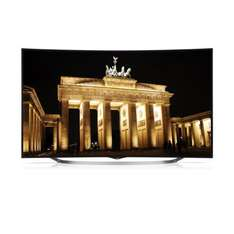 [NBB] LG 65UC970V 165 cm (65 Zoll) 3D 4K Ultra HD LCD-TV, LED-Backlight, 1000 Hz, DVB-T/-T2/-C/-S2 Empfänger, HbbTV, WLAN, Internetfähig, Video on Demand, Webbrowser, App-Store Anbindung, Smartphone-Steuerung, Videotelefonie-Software, CI+, USB, DLNA-