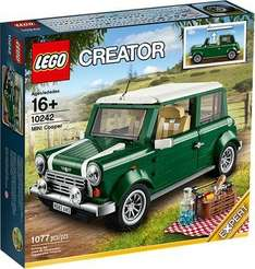 [Intertoys] Lego Creator - Mini Cooper (10242) + Qipu