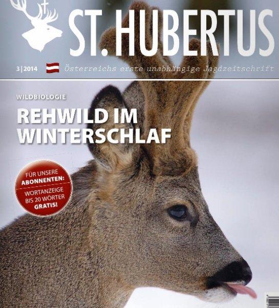 [Android/iOS/Web] Kostenfreier Zugang zum kompletten E-Paper-Angebot der Jagdzeitschrift 'St. Hubertus'