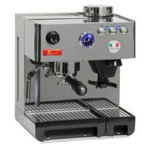 [Amazon] Acopino Espressomaschine Milano edelstahl mit integrierter Kaffeemühle