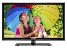 "[Medion/Ebay] MEDION LIFE P12235 MD 21335 59,9cm/23,6"" LED-Backlight-TV Full HD DVD-Player HD-DVB-T/-C und Kabel, Integrierter Mediaplayer + 5-fach Paybackpunkte"