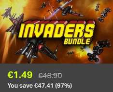 [Steam] Invaders Bundle (10 Spiele) für 1,99€ @ Bundle Stars