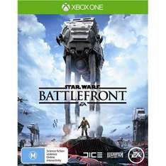 [XBox One Deals with Gold] Star Wars Battlefront