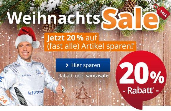 [KfzTeile24.de] 20% auf fast alle Artikel!! [bis 20.12.2015]