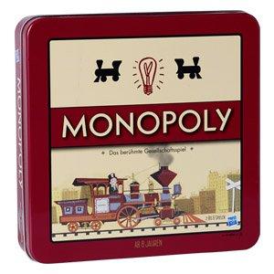Hasbro Monopoly Nostalgie für 19,99€ bei Real.de