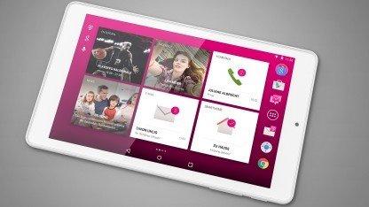 "Tablet ""Telekom Puls"" für Telekom-Kunden (Internet+Festnetz) für 29,99€ ab 16.12.2015 - Anki Overdrive kompatibel"