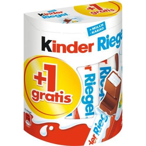 Kaufland - Kinderriegel 10+1 für 1,39€ - Mit Gutschein 0,39€ - lokal? (Heidelberg Rohrbach-Süd)