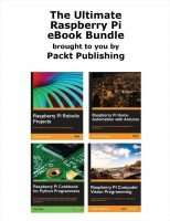 Raspberry Pi E-Book Bundle (engl.) von Packt Publishing bei SharewareOnSale