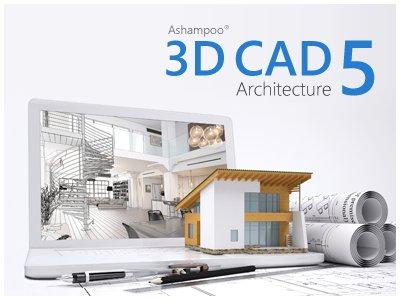 Hausplaner Ashampoo® 3D CAD Architecture 5 für 19,98 € statt 39.90 Idealo. / weitere Ashampoo Software reduziert