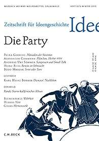 Free PDF: Bodo Mrozek – Verhaltenslehren des Vergnügens, zur Zeitgeschichte der Party (2015)