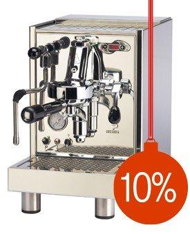 [coffee-circle] Siebträger Bezzera Unica P.I.D. Espressomaschine Einkreiser