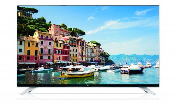 LG 55UF8409 LED TV (Flat, 55 Zoll, UHD 4K, SMART TV, 1600 PMI, HDMI 2.0, USB 3.0) ab 1099 € @ Mediamarkt.de
