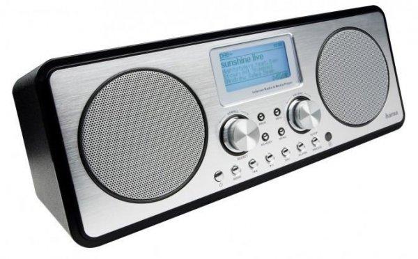 [Amazon] Internetradio Digitalradio / DAB+ Hama DIR3000