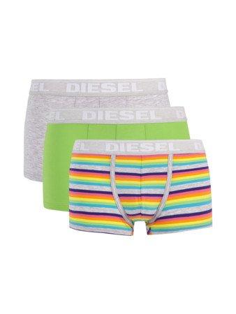 Fashion ID - Diesel Divinethreepack - Trunks im 3er-Pack 33% Rabatt + kostenloser Versand