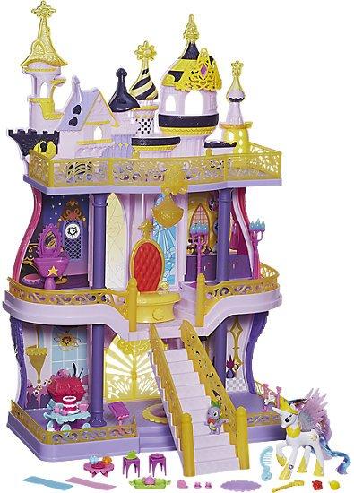 My Little Pony Magisches Schloss ab 39€ @ mytoys.de