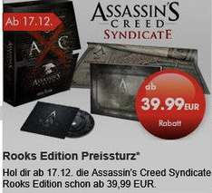 [Gamestop] Assassins Creed Syndicate Rooks Edition / Charing Cross Edition