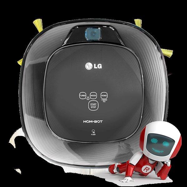 LG Hom Bot 3.0 Square VR64703LVMB