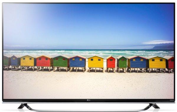[Amazon] LG 49UF8509  (49 Zoll) Fernseher (Ultra HD, Triple Tuner, 3D, Smart-TV)