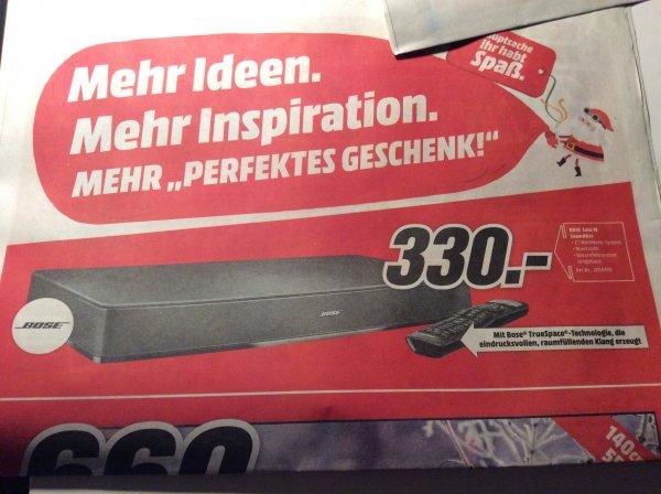 [Media Markt Offenburg] Bose® Solo 15 Series II TV sound system