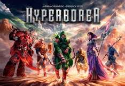 Hyperborea Brettspiel