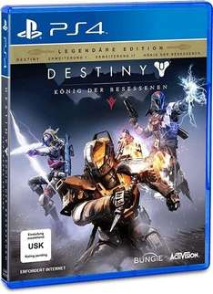[4u2play] Destiny König der Besessenen - Legendary Edition (PS4) für 29,99€