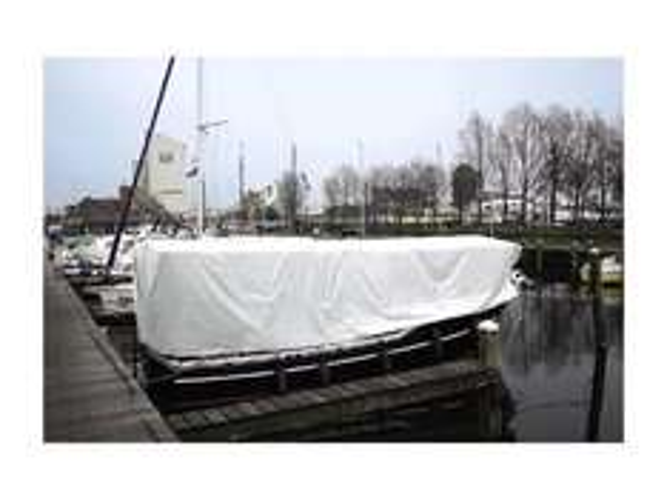 Solide Winter Abedeckplane 6m² für Auto, Motorrad, Boot etc.. für 5 Euro inkl Versand von Bauhaus (Vgl Preis 15-25 Euro)