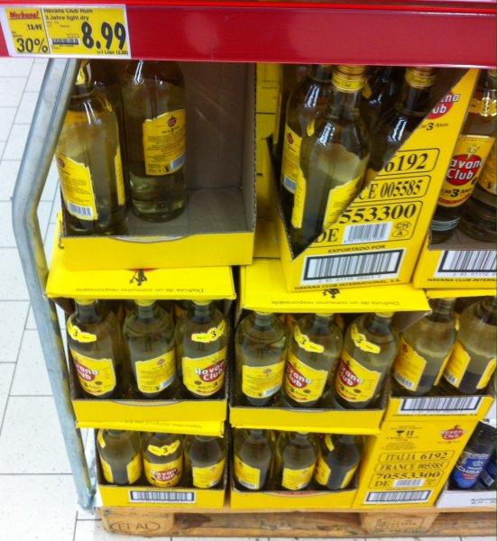 [Kaufland] Havana Club Rum Anejo 3 Años nochmals reduziert