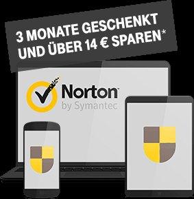 Norton Security Sicherheitspaket L kostenlos (für Kunden vom magentafarbenen Telefonriesen)