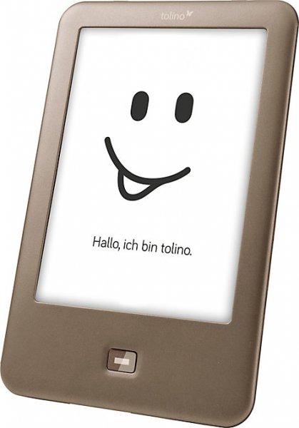 "[Weltild] Tolino Shine E-Book-Reader 15,24 cm (6 "") Touchscreen, E Ink Display, integrierte Beleuchtung und WLAN + 198 Paybackpunkte"
