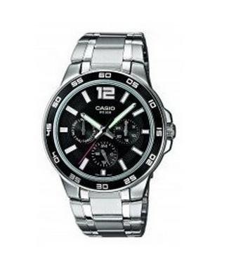 Casio Collection MTP-1300D-1AVEF Herren-Armbanduhr für 48,76€ bei Amazon.de