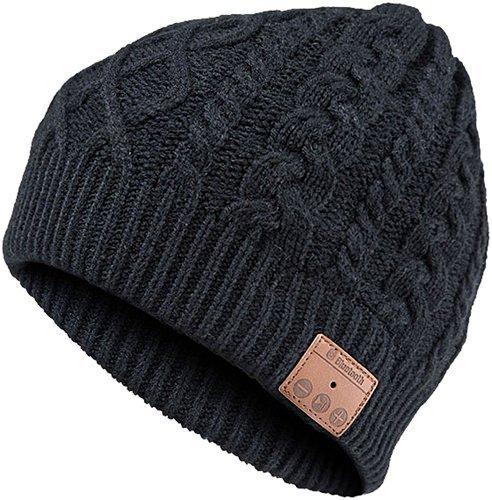 Archos Music Beany in 5 Farben für 19,90€ - Wintermütze mit integrierten Kopfhörern @ Allyouneed
