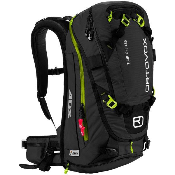 Ortovox Tour 32 ABS Lawinen Rucksack inkl. Airbag & Auslöseeinheit Stahl