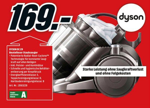 Dyson DC 29 für 169€ @ Media Markt