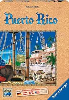 Puerto Rico - Brettspiel