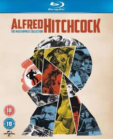 Alfred Hitchcock: The Masterpiece Collection Blu-ray bei zavvi.de JETZT 34,99 €
