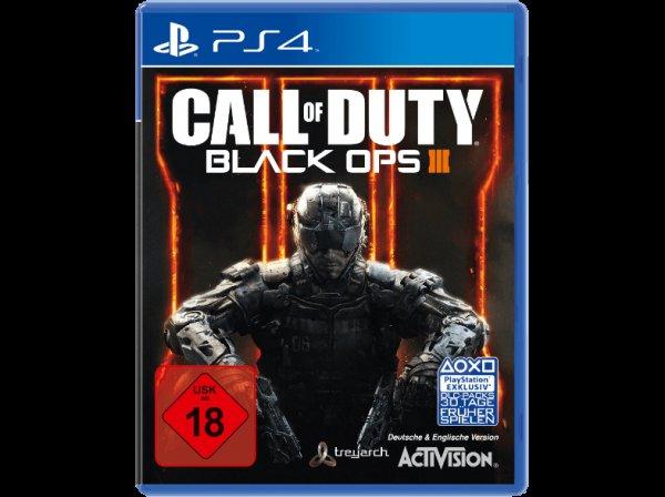 Call of Duty: Black Ops III für PS4 und Xbox One jeweils ab 49 € @ Mediamarkt.de (bei Abholung)