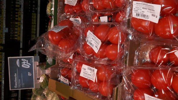 Real [ggf. lokal Mainz] Roma Tomaten 0,49 EUR/Pfund