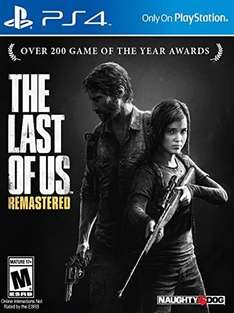 The Last of Us - Remastered - PS4 - Digital Code