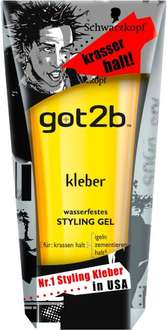 Amazon 6x got2b Gel Kleber 15,59€
