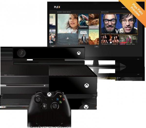 Plex App für Xbox One, PS3 und PS4 ab sofort für alle kostenlos nutzbar, auch ohne Plex Pass