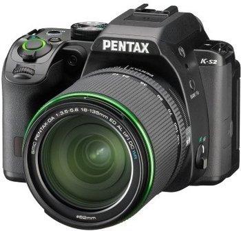 Pentax K-S2 Kit 18-135 mm im Tagesangebot bei Amazon.fr
