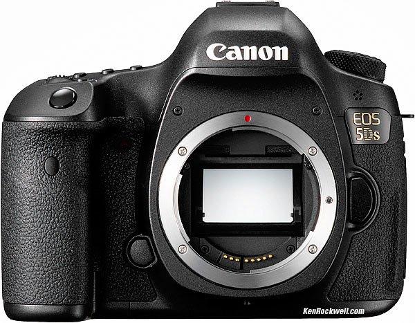 Canon EOS 5Ds Body + ev. Cashback von 300 Euro mit Altgerätetausch!