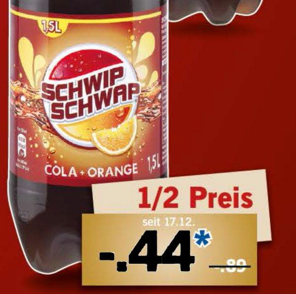 Schwip Schwap 1,5 l für nur 44 Cent bei [ Lidl ]