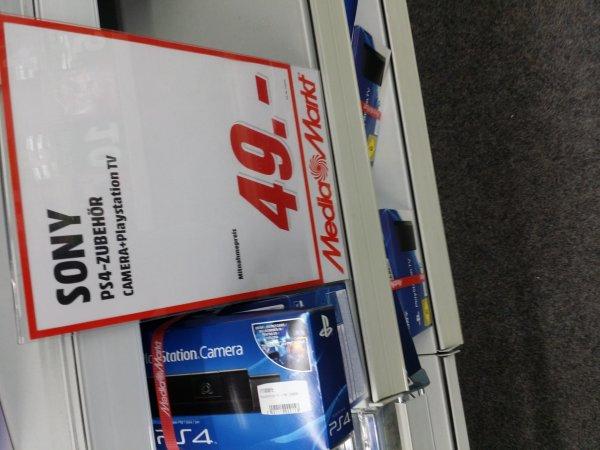 (Lokal-Krefeld) Sony PS4 Kamera + Playstation TV im Bundle für 49 €
