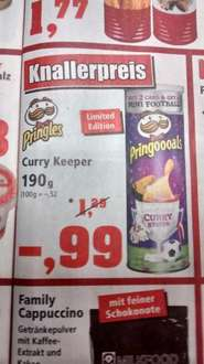 Pringles Curry Keeper für 0.99€ bei Thomas Philipps