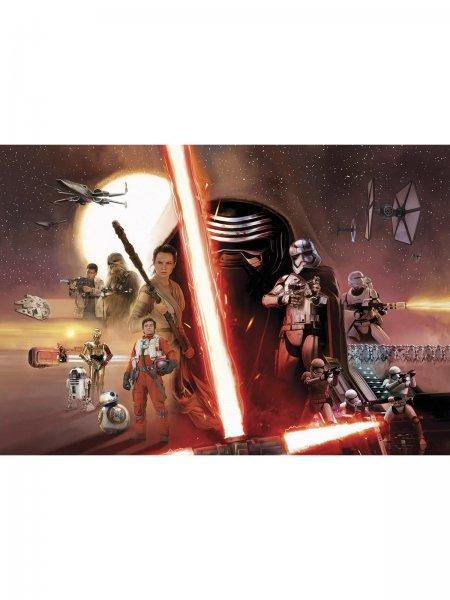 STAR WARS: The Force Awakesns - XXL Fototapete (69,99 € statt 96,99 €!